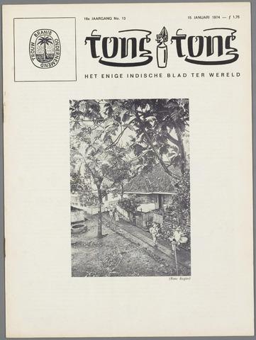 Tong Tong 1974