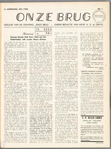 Onze Brug 1956-07-01