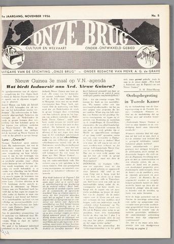Onze Brug 1956-11-01