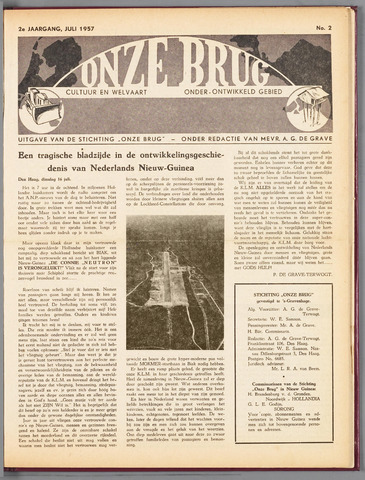 Onze Brug 1957-07-01