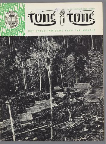 Tong Tong 1963