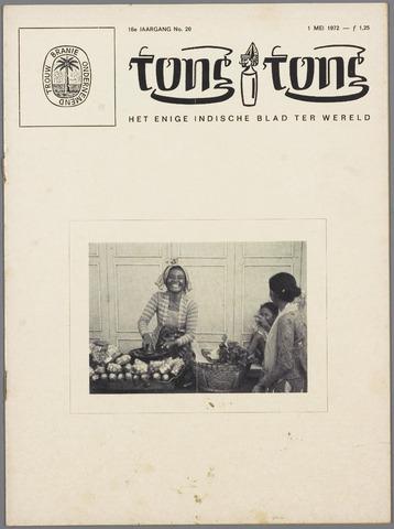Tong Tong 1972-05-01