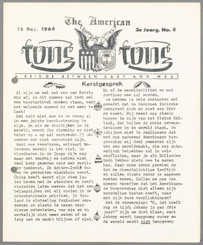 American Tong Tong 1964-12-15