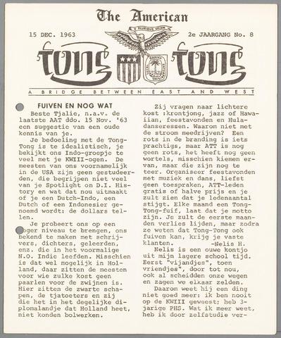 American Tong Tong 1963-12-15