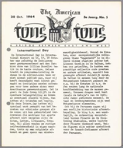 American Tong Tong 1964-10-30
