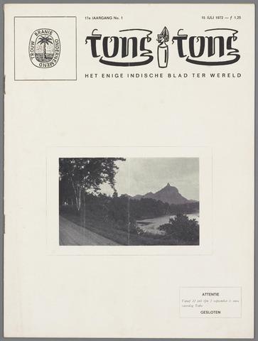 Tong Tong 1972-07-15