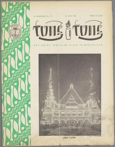 Tong Tong 1961-06-30