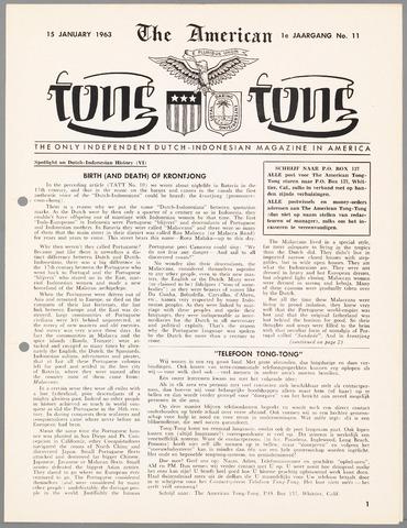 American Tong Tong 1963-01-15