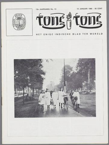 Tong Tong 1968