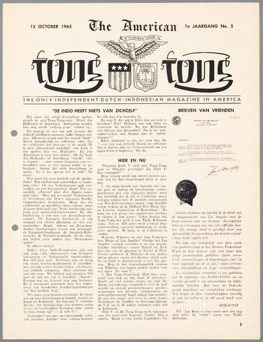 American Tong Tong 1962-10-15