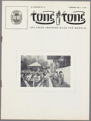 Tong Tong 1972-02-01