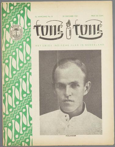 Tong Tong 1961-10-30