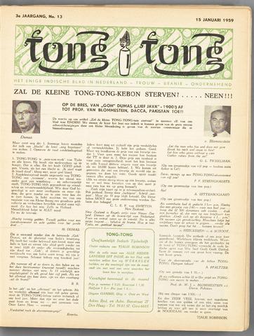 Tong Tong 1959