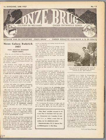 Onze Brug 1957-06-01