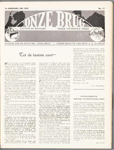 Onze Brug 1957-05-01