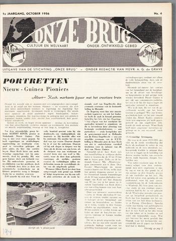 Onze Brug 1956-10-01