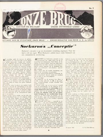 Onze Brug 1957-03-01