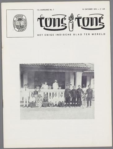 Tong Tong 1972-10-15