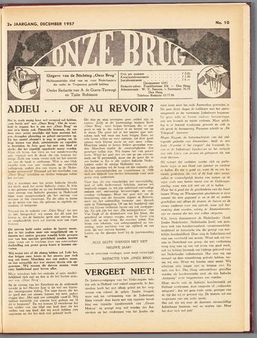 Onze Brug 1957-12-01