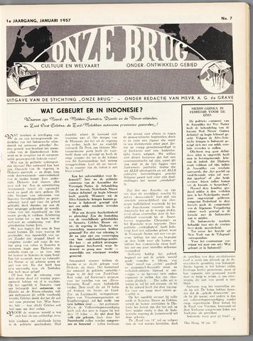 Onze Brug 1957-01-01