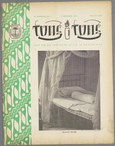 Tong Tong 1961-09-15
