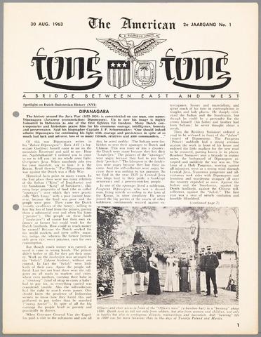 American Tong Tong 1963-08-30