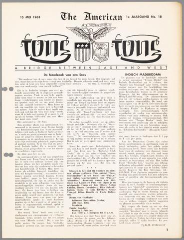 American Tong Tong 1963-05-15