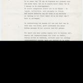 Typoscript van de toespraak ter gelegenheid van de opening van (het verzorgingshuisgedeelte van) Beth Shalom, november 1977.