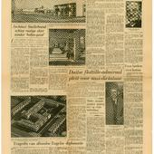 documentatie; kranteartikel betr. Willem Dreeshuis