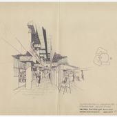 Schetsen en aantekeningen gedateerd, okt 1972 - feb 1976 (11)
