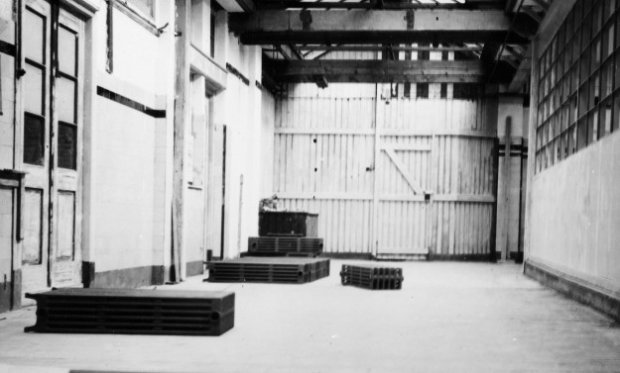 interieur van het etappen gistbedrijf van de afdeling intendance der etappendirectie tijdens de mobilisatie 1939 1940 spaanstraat rotterdam
