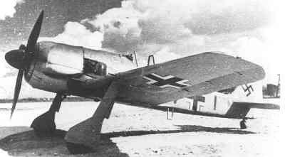 フォッケウルフ(Focke-Wulf)Fw19...