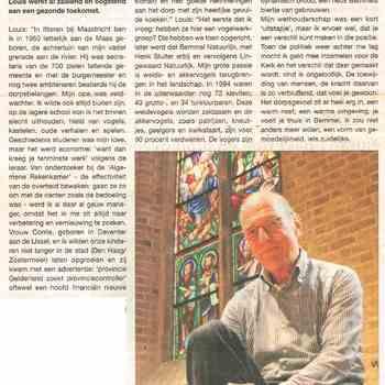 Van Kerk naar Theater (43) : Louis Dolmans