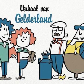 Verhaal van Gelderland | Thema: Macht