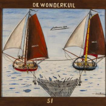 Harderwijks beroemde schepenschilder - Eibert den Herder