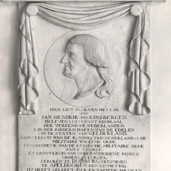 J.H.v. Kinsbergen 1735- 1819