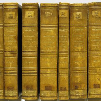 Gedenkwaardigheden uit de geschiedenis van Gelderland : door onuitgegevene oorkonden opgehelderd en bevestigd : tweede deel: Reinald III en Eduard, Hertogen van Gelre
