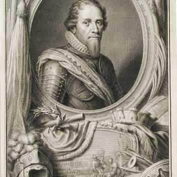 Maurits (1567-1625)