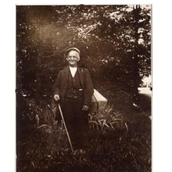 Portretfoto voorstellende Willem van Tongeren