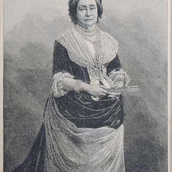 , Z.K.H. Sophia, Groot - Hertogin van Saksen - Weimar - Eisenach, geboren Prinses der Nederlanden