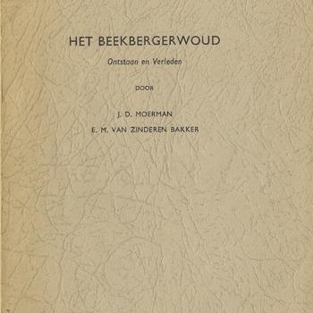 Het Beekbergerwoud : ontstaan en verleden