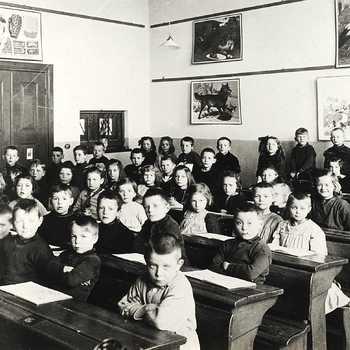 Schoolklas, Eerbeek.
