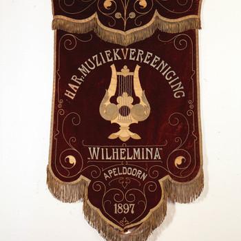 Vaandel Wilhelmina