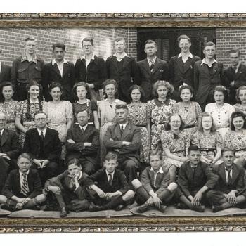 Koningin Wilhelmina School 1941-1942