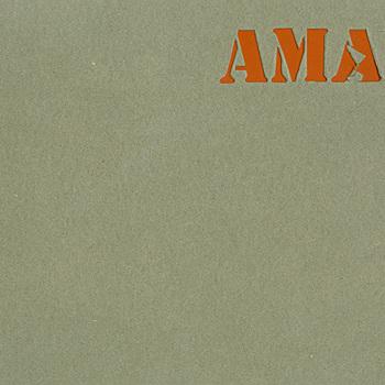 Amado : [tentoonstelling,] Rijksmuseum Kröller-Müller, Otterlo, 30 maart tot 19 mei 1980