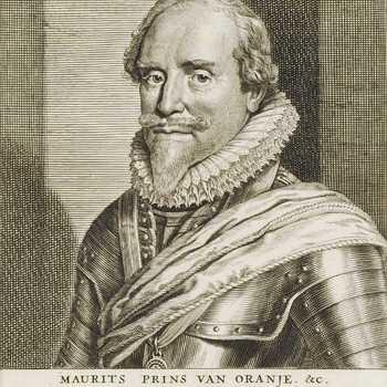 Maurits van Oranje ( 1567-1625 )