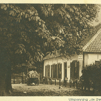 "Leuvenum. Uitspanning ""de Zwarte Boer"""