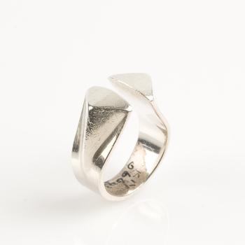 ring van zilver