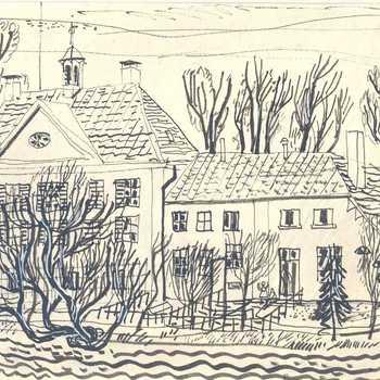 Huis Babberich 1948/1953