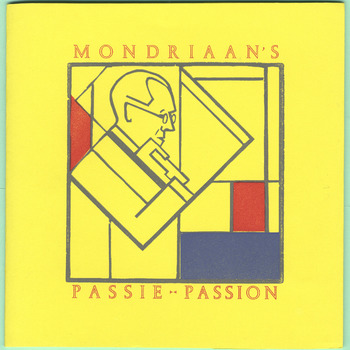 Mondriaan's passie = passion